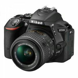 Reflex Nikon D5500 + 18  + (jusqu'à 89.85€ supplémentaires en super points)