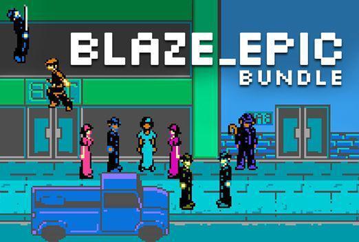 Blaze Epic Bundle : 7 jeux PC dématérialisés