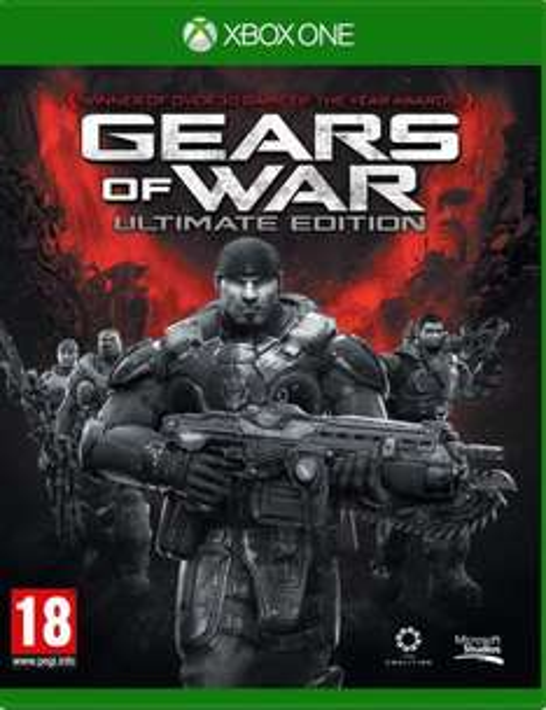 Précommande: Gears of War - Ultimate Edition sur Xbox One
