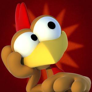 Jeu Moorhuhn Deluxe - Crazy Chicken sur Android