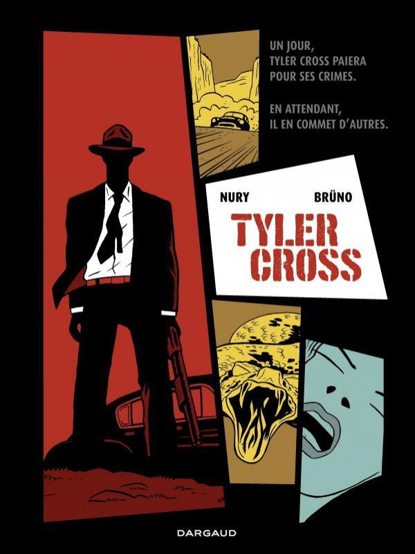 Sélection de BD numériques gratuites - Ex : Tyler Cross Tome 1 gratuite