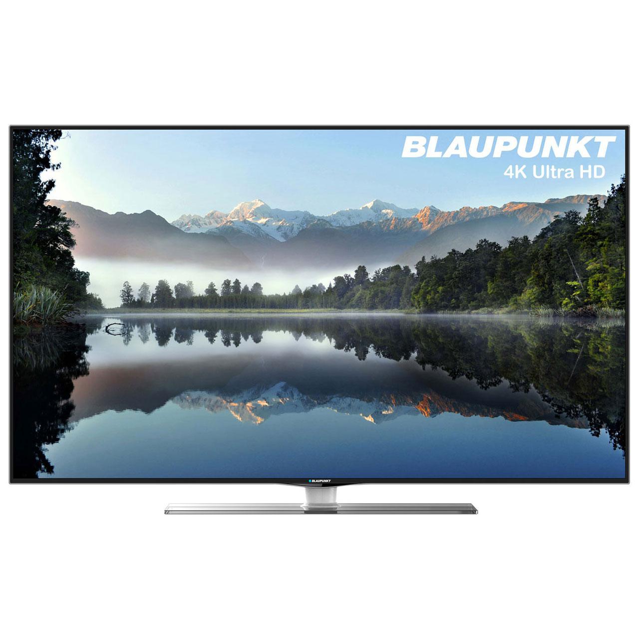 Sélection de TV 4K UHD en promotion - Ex: Blaupunkt BLA-50/401I