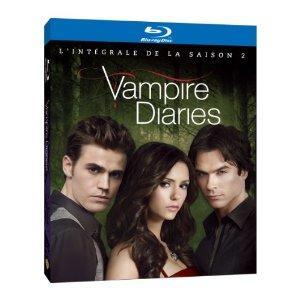 Vampire Diaries Saison 2 - Coffret 4 Blu-ray
