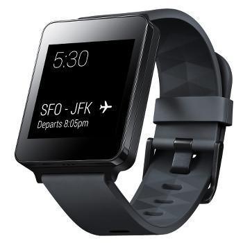 Smartwatch LG Montre connectée LG G Watch (noir)