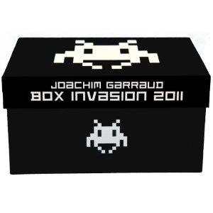 Invasion Box 2011 by Joachim Garraud