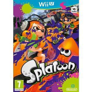 Jeu Splatoon sur Wii U