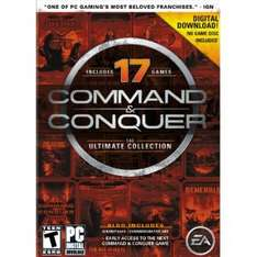 Jeux PC Command and Conquer The Ultimate Collection
