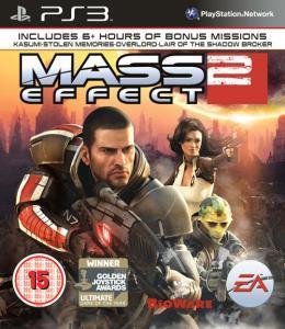 Mass Effect 2 PS3