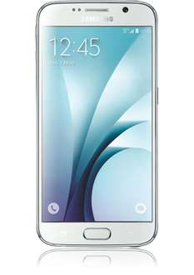 "Smartphone 5.1"" Samsung Galaxy S6 32Go - Noir ou blanc"