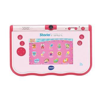 "Tablette Tactile Storio Max 5"" Vtech Rose"