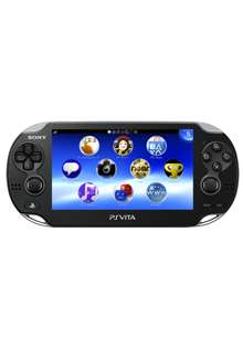 Console Portable Sony PS Vita WiFi/3G (dont 50€ ODR)