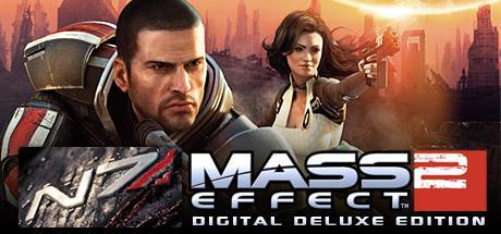 Jeu Mass Effect 2 - sur PC - Digital Deluxe Edition (Dématérialisé - Steam)