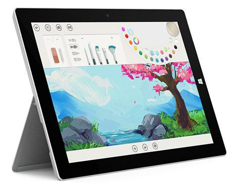 Microsoft Surface 3 64Go (2Go RAM) à 509.15€ ou 128Go (4Go RAM)