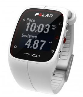 Montre RunningPolar M400 HR avec cardio fréquencemètre