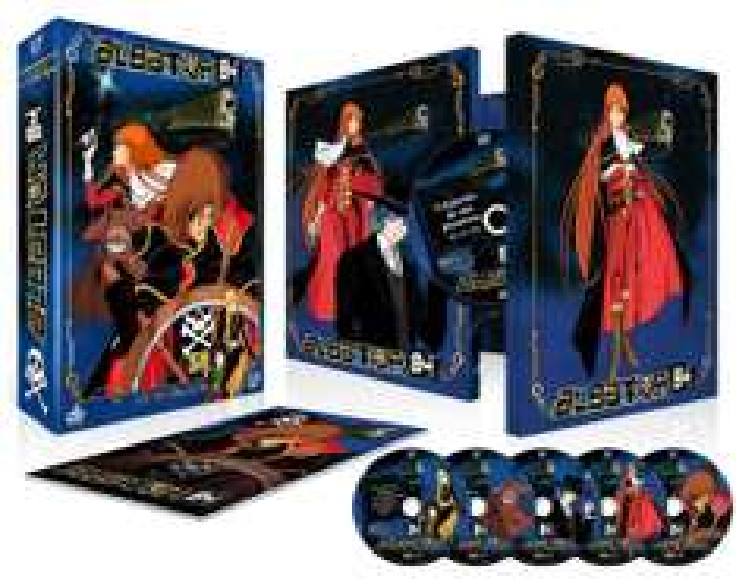 Sélection de DVD et blu-ray en promo - Ex : Coffret DVD + Livret - Collector Albator 84 - Intégrale TV + film