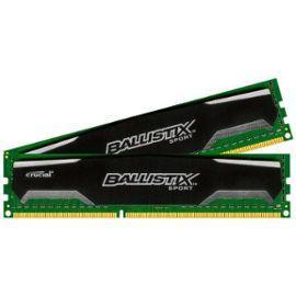 RAM Crucial Ballistix Sport DDR3 2 x 4 Go (8Go) 1600 MHz CAS 9