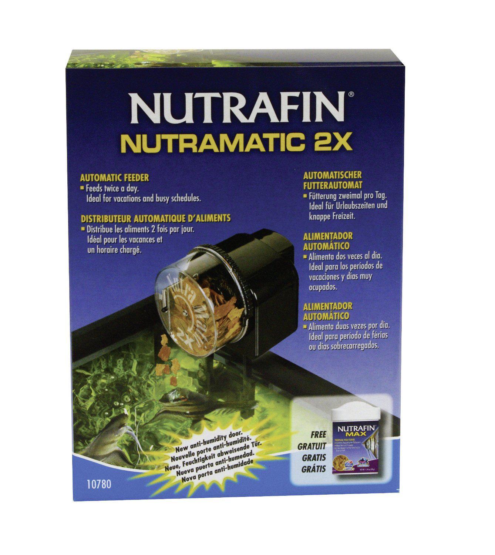 Distributeur de Nourriture poissons Nutrafin - Marina