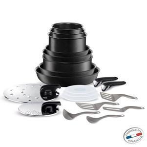 Batterie de cuisine set de 20 pièces Tefal Ingenio5 Induction