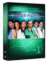 Sélection de coffrets DVD de série TV à 10€ - Ex : Coffret DVD Urgences saison 1