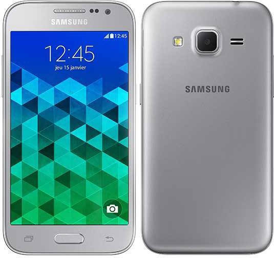 "Smartphone 4.5"" Samsung Galaxy Core Prime - Silver (via ODR de 30€)"
