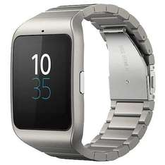 Montre connectée Sony Smartwatch 3 en metal