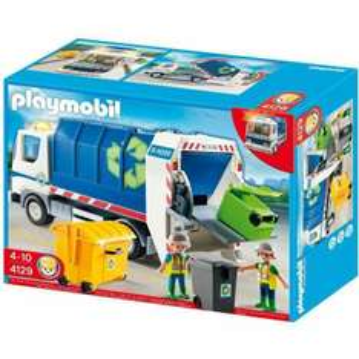 Promotion sur une sélection de Playmobil - Ex: Playmobil A1502738 Square pour enfants avec jeux
