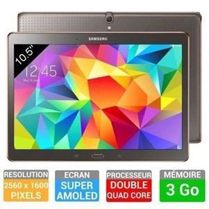 """Tablette 10"""" Samsung Galaxy Tab S - 16Go"""