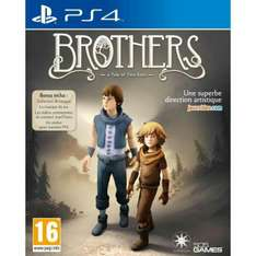 Jeu Brother: A Tale of Two Sons sur PS4