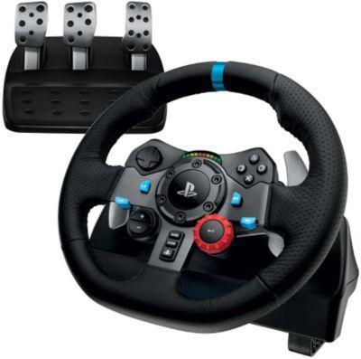 Volant + pédalier Logitech G29 Driving Force PS4/PS3