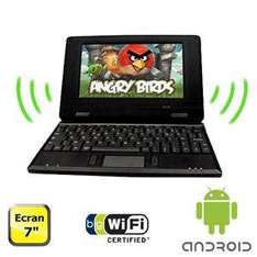 Netbook Android 2.2 7""