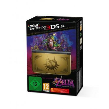 Console Nintendo New 3DS XL Legend of Zelda : Majoras Mask 3D