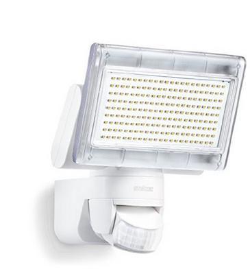 Eclairage pour Chemins Steinel XLED Home 1 - PVC Blanc/Gris