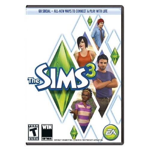 Jeux PC Dématérialisé (Origin) Les Sims 3