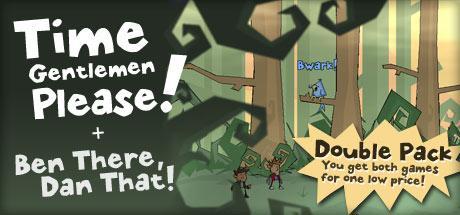 Time Gentlemen, Please! + Ben There, Dan That! gratuits sur PC (Steam)