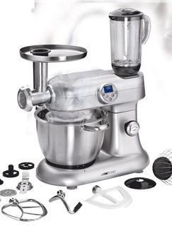 Robot de cuisine chauffant 5 en 1
