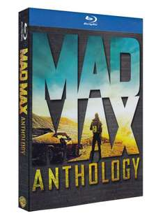 Coffret 4 Blu-ray Mad Max Anthologie