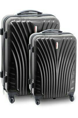 Set 2 valises rigides Neobag - Plusieurs couleurs