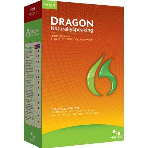 Dragon NaturallySpeaking Home v12