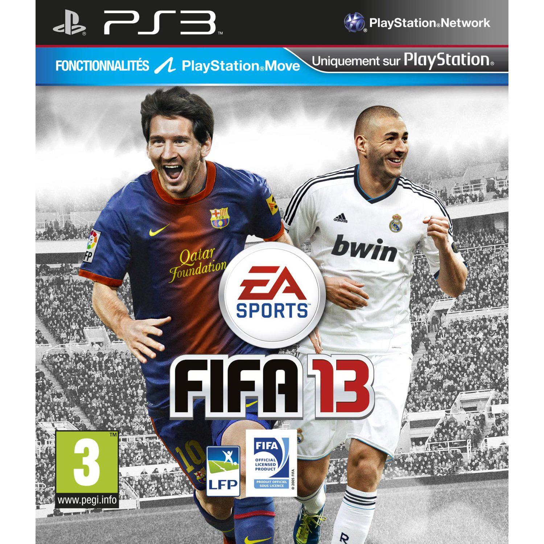 FIFA 13 sur PS3 et XBOX 360