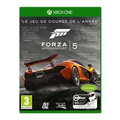 Forza Motorsport 5 Game of the Year sur Xbox One