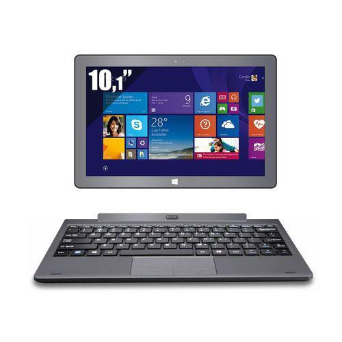 """Tablette 10.1"""" PC 2 en 1 Dust - HD, Atom Z3735G"""