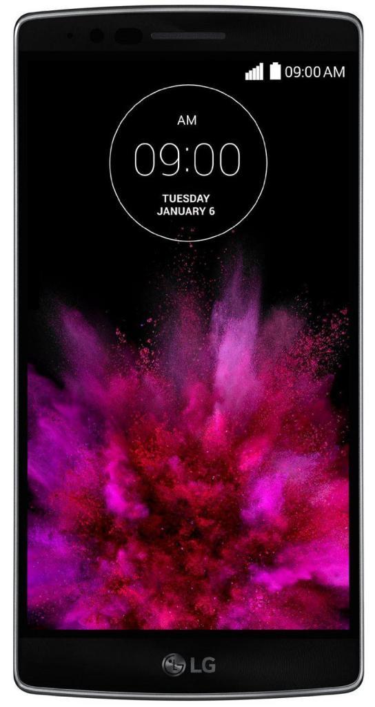 "Smartphone 5.5"" LG G Flex 2 - 16 Go"