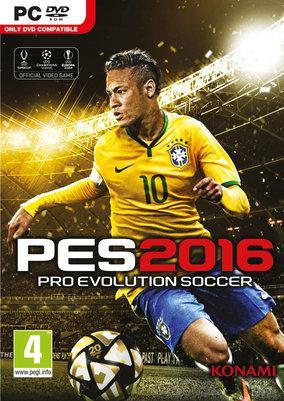 PES : Pro Evolution Soccer 2016 sur PC