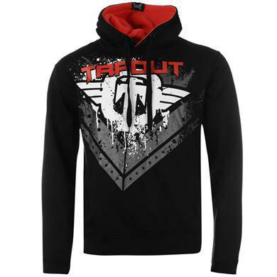 Jusqu'à 80% de réduction sur une sélection de vêtements Tapout - Ex : Sweatshirt à capuche