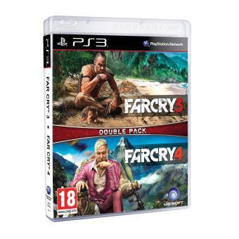 Compilation Far Cry 3 + Far Cry 4 sur PS3 et Xbox 360