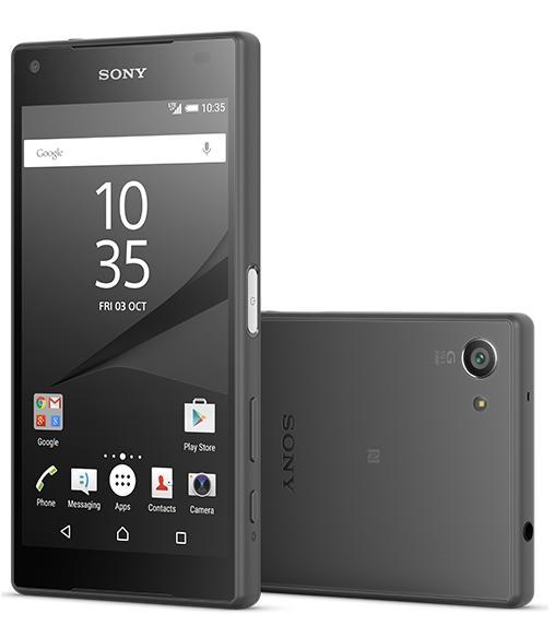 "[Client Sosh] Smartphone 4.6"" Sony Xperia Z5 à 599€, Z5 Compact (avec ODR 100€)"
