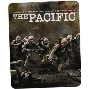 The Pacific (blu-ray, boitier métal)