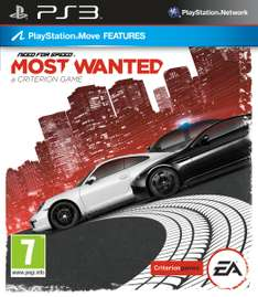Need For Speed Most Wanted PS3/XBOX 360/PS Vita