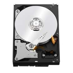 """Disque dur 3.5"""" Western Digital Red - 3To"""