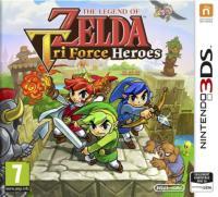 Précommande : The legend of Zelda - Tri Force heroes (3DS)